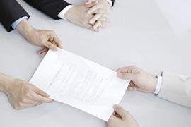 STEP3貸し金業者への通知のイメージ